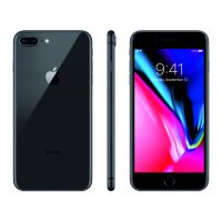 Simple Mobile Prepaid Apple iPhone 8 Plus 64GB, Space Gray