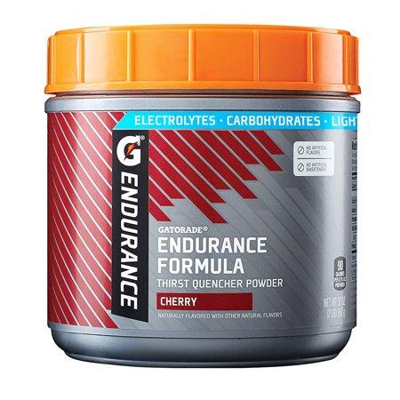 Gatorade Endurance Formula Powder, Cherry, 32 oz