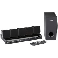 RCA DVD Home Theater System with HDMI 1080p Output 8 pc Box