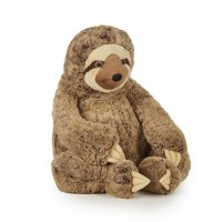Way To Celebrate Valentine's Day Jungle Plush, Sloth