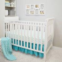 American Baby Company 3-Piece Crib Bedding Set