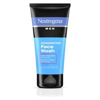 (2 pack) Neutrogena Men Daily Invigorating Foaming Gel Face Wash, 5.1 fl. oz