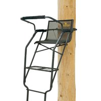 Rivers Edge Relax Wide 1-Man Lightweight Lounger Style Hunting Tree Stand Seat