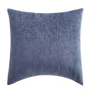 "Mainstays Chenille Oblong Decorative Throw Pillow, 14"" x 20"", Blue"
