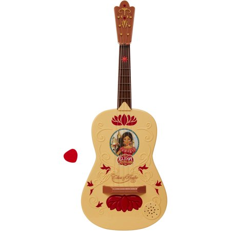 Disney Princess Elena of Avalor Storytime Guitar
