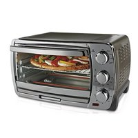 Oster Convection Countertop Oven, Stainless Steel Front w/Silver Housing