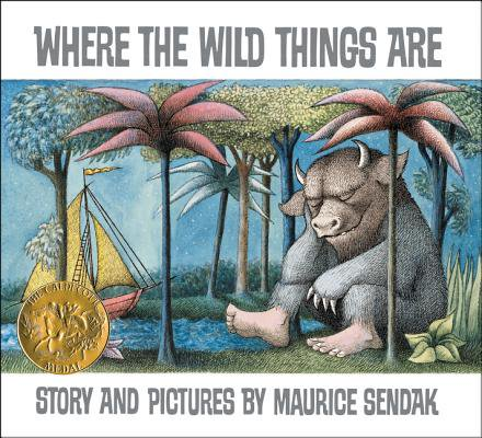 Where the Wild Things Are (Paperback) - Thing 1 And Thing 2 Iron On
