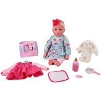 """My Sweet Love 18"""" Doll with Diaper Bag & Accessories, Designed for Ages 2 and Up"""