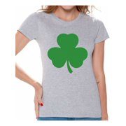 e82b76e0 Awkward Styles Irish Clover Shirt Womens St. Patricks Day Shirt Irish Pride St  Patricks Day