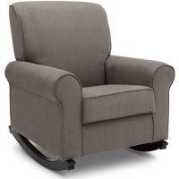 Delta Children Rowen Nursery Rocking Chair, (Choose Your Color)