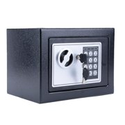On Sale! Digital Electronic Fire Safe Security Lock Box Wall Jewelry Cash
