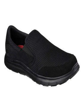 Men's Skechers Work Relaxed Fit Flex Advantage McAllen SR Slip-on