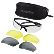 f0c13e7433a Champion Traps and Targets Shooting Glasses Open Mulit-Lens