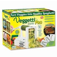 Veggetti Pro Vegetable Spiralizer As Seen on TV