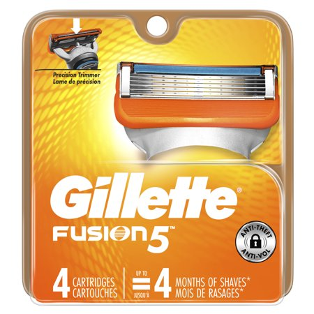 Gillette Fusion5 Men's Razor Blades (Choose