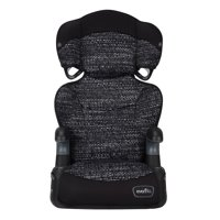 Evenflo BIg Kid LX High Back Booster, Static Black