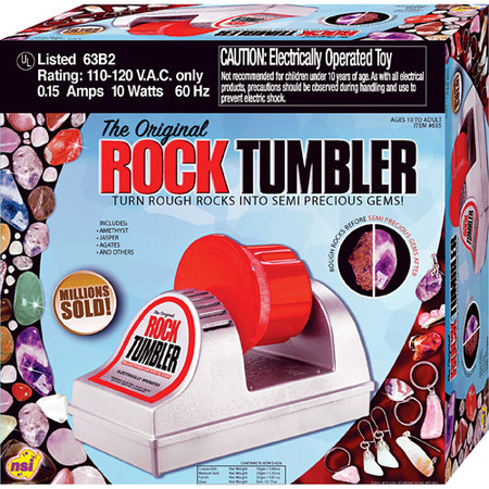 NSI Rock Tumbler Classic (Rock Tumbler)