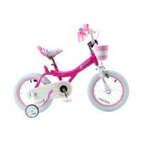 RoyalBaby Bunny Fushcia 12 inch Girl's Bicycle