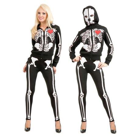 Halloween Skeleton Sweatshirt (Halloween Skeleton Sweatshirt)
