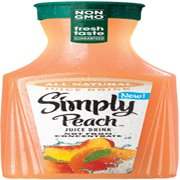 Simply Peach Juice Drink, 59 Fl Oz