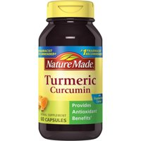 Nature Made Turmeric 500 mg. Capsules