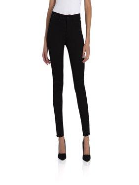 Jordache Women's Essential High Rise Super Skinny Jean