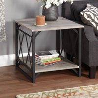 LenyXX Collection End Table, Multiple Colors