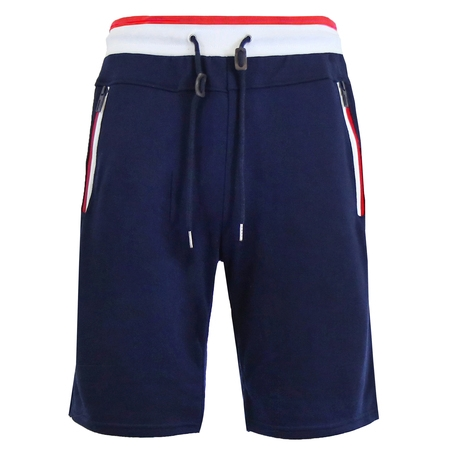 Men's Sweat Jogger Shorts Casual Summer Lounge Gym French Terry