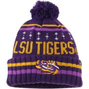 best loved 6afd0 116ab LSU Tigers Official NCAA Barometer Cuffed Knit Beanie Stocking Hat Cap  045041. Price