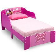 Disney Minnie Mouse Wood Toddler Bed by Delta Children