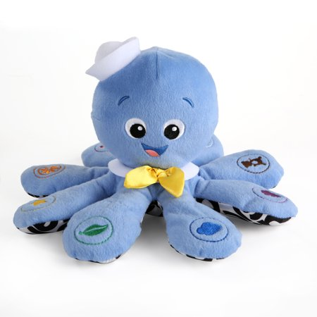 Baby Einstein Octoplush Musical Plush Toy - Halloween Plush Toys