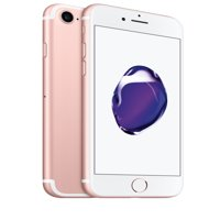 Refurbished Apple iPhone 7 256GB, Rose Gold - Unlocked GSM