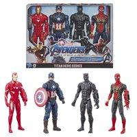 Deals on Marvel Avengers: Endgame Titan Hero Series Action Figure 4 Pk