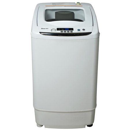 Magic Chef 0.9 Cu. Ft. Compact Washer in White