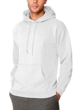 Men's Ultimate Cotton Heavyweight Fleece Hood with Front Pocket