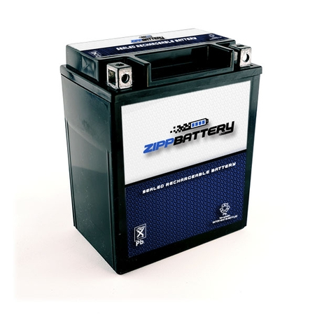 YB14L-A2 Motorcycle Battery for ROYAL ENFIELD All Electric Start Models Year