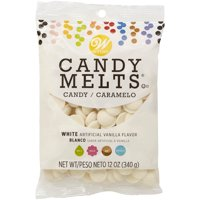(2 pack) Wilton White Candy Melts Candy, 12 oz.