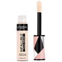 L'Oreal Paris Infallible Full Wear Concealer Waterproof, Full Coverage, Porcelain