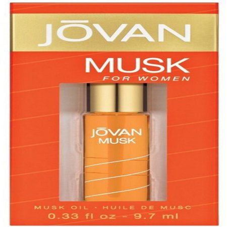 Jovan Musk Oil For Women 0.33 oz