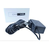 OMNIHIL AC/DC Adapter/Adaptor 9V 1.5A 1500mA 4.0x1.7 (B Plug) OMH-120-0915U High Quality Power Supply World Wide Voltage 100-240V