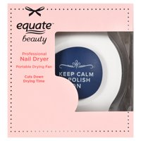 Equate Beauty Professional Nail Dryer Portable Drying Fan