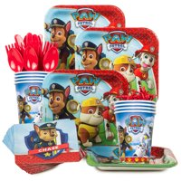 Paw Patrol Party Supplies Standard Kit for 8 CSC