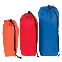 Outdoor Products Ditty Bag Sack, 3-Pack