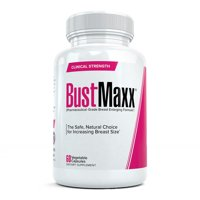 BustMaxx: Bust and Breast Enhancement Pills - Natural Breast Enlargement and Female Augmentation Supplement Designed to Increase Breast Growth and Enhance Bust Size, 60 Capsules