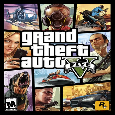 Downloadable Games (Grand Theft Auto V, Rockstar Games, PC, [Digital Download], 857847003660 )