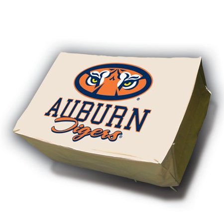 NCAA Mr. Bar-B-Q Rectangular Table Cover, University of Auburn Tigers