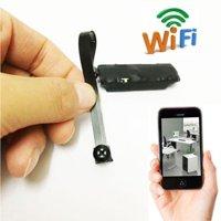 Ktaxon Wireless WiFi IP Hidden Spy Camera DIY Module IP Cam Mini DV Nanny Cam Micro DVR