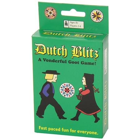 Dutch Card Game - Dutch Blitz Original Card Game