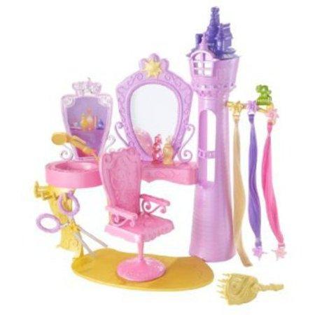 Disney Princess Rapunzel Hair Salon (Rapunzel For Kids)