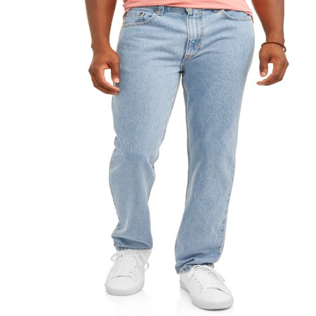 Hugger Fit Denim - George Men's Regular Fit Jean